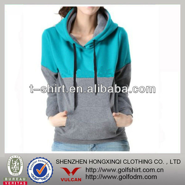 hot vendre correspondant design slim fit hoodies pull dames Fabrication Les fabricants, fournisseurs, exportateurs, grossistes