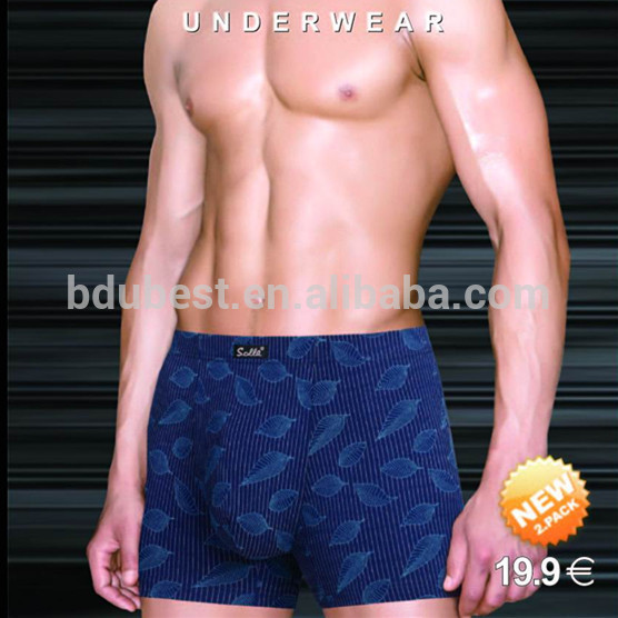 2014 new design hot sale boxer man underwear Fabrication Les fabricants, fournisseurs, exportateurs, grossistes