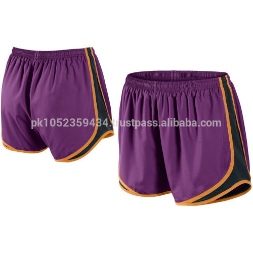 Ladies tempo shorts Dri fit Polyester custom options Fabrication Les fabricants, fournisseurs, exportateurs, grossistes