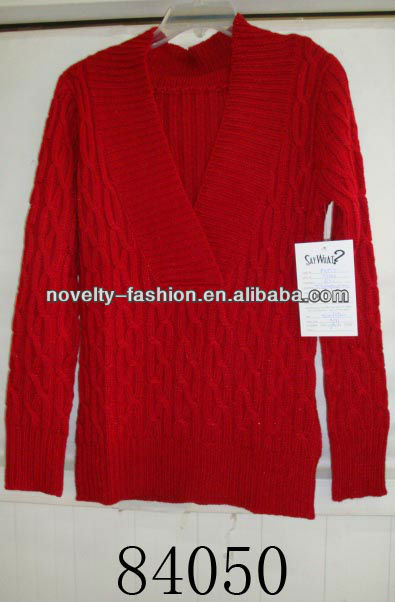 Mode femme pull chandails, 2013 Fabrication Les fabricants, fournisseurs, exportateurs, grossistes