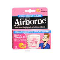 Usa vendeur: airborne effervescents health formula rose, pamplemousse pamplemousse rose 10 onglets p Fabrication Les fabricants, fournisseurs, exportateurs, grossistes