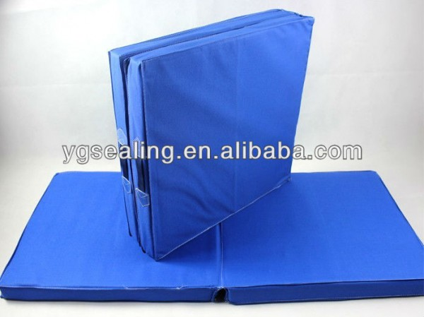 Pvc mousse tapis de gymnastique folding leather+epe Fabrication Les fabricants, fournisseurs, exportateurs, grossistes