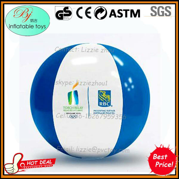 Factory direct chine promotion non- le phtalate de pvc ou tpu gonflable ballon de plage popping avec Fabrication Les fabricants, fournisseurs, exportateurs, grossistes