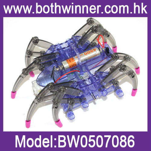 Jouets bricolage, b/o jouets, bricolage. spider robot Fabrication Les fabricants, fournisseurs, exportateurs, grossistes