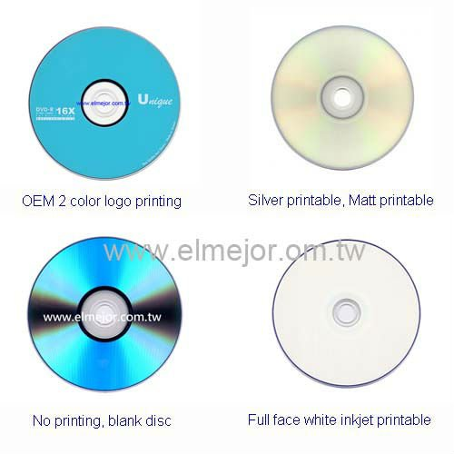 Taiwan dvd. duplicatoin dvd-r 4.7gb 8x/16x dvdr vierge Fabrication Les fabricants, fournisseurs, exportateurs, grossistes