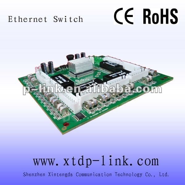 8 port fast ethernet switch module tête d'épingle Fabrication Les fabricants, fournisseurs, exportateurs, grossistes