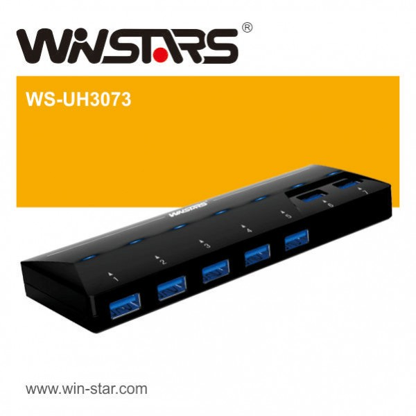 Hub usb 3.0 7 port 6830 hubs Fabrication Les fabricants, fournisseurs, exportateurs, grossistes