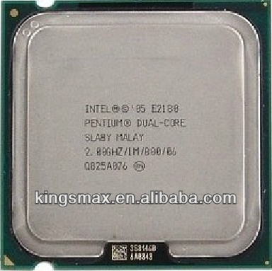 Processeur intel core duo cpu core 2 e2180( 1.80ghz, 800 fsb, l2:1mb, 65w, rev. L2) Fabrication Les fabricants, fournisseurs, exportateurs, grossistes
