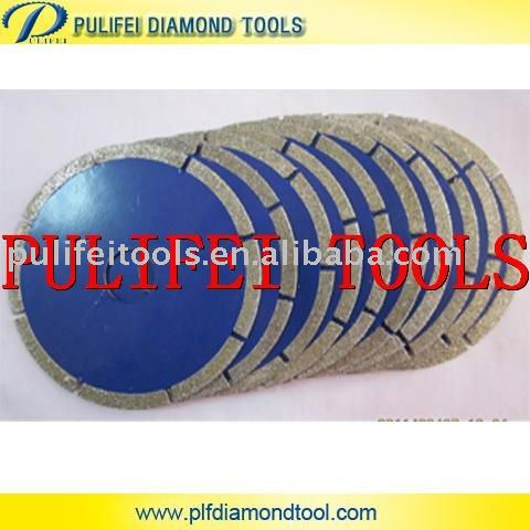 electroplated cutting disc Fabrication Les fabricants, fournisseurs, exportateurs, grossistes