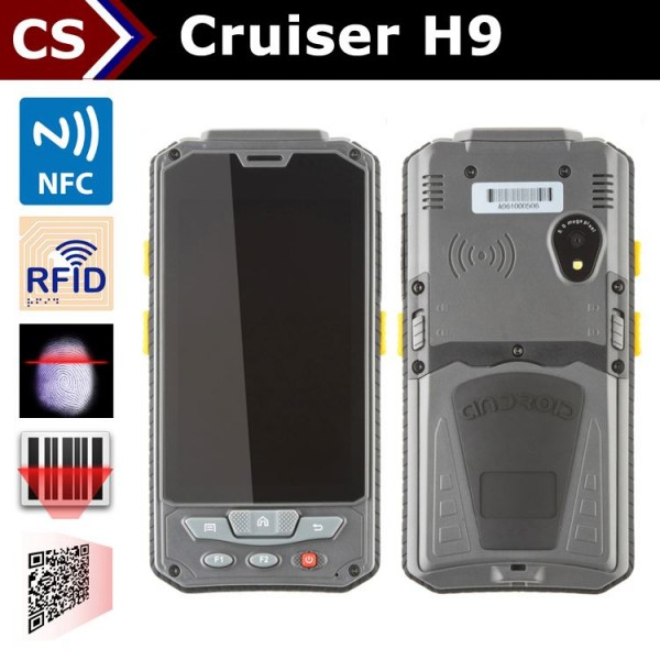 Ip66 android tablet lecteur rfid h9 cruiser avec la technologie rfid/wifi,/blutooth/gps./3g/gsm./1d& Fabrication Les fabricants, fournisseurs, exportateurs, grossistes