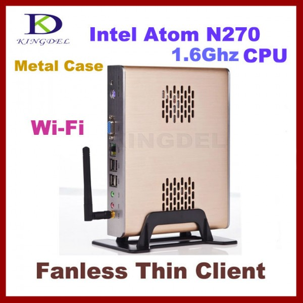 Mince ordinateur client, mini pc, atome. n270 1.6 ghz, 1gb ram., 80gb hdd, wifi, 720p, windows xpe Fabrication Les fabricants, fournisseurs, exportateurs, grossistes