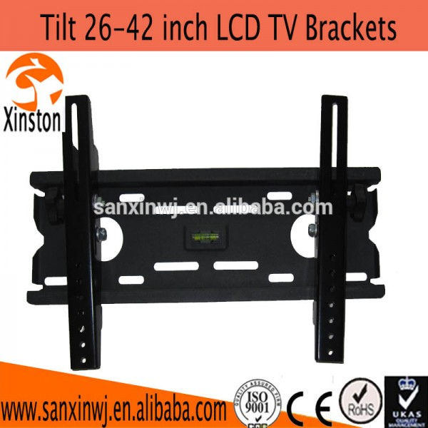 """Fixed 12""""-32"""" LED/LCD TV Tilting Mount Fabrication Les fabricants, fournisseurs, exportateurs, grossistes"""