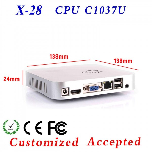 Le salon mini pc pc windows wifi sans fil vert d'ordinateur. x28 c1037u support clavier sans fil Fabrication Les fabricants, fournisseurs, exportateurs, grossistes