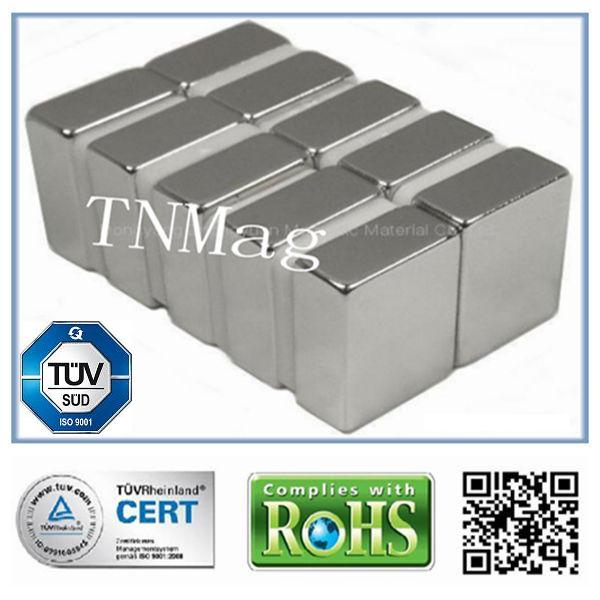 Strong N52 rare earth magnet Fabrication Les fabricants, fournisseurs, exportateurs, grossistes