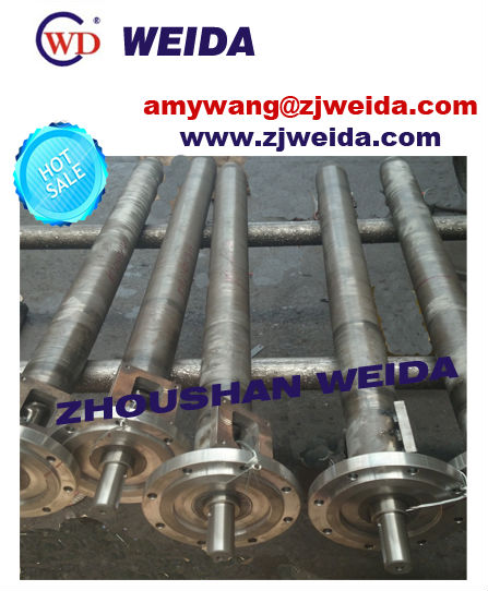 single extruder screw and barrel Fabrication Les fabricants, fournisseurs, exportateurs, grossistes