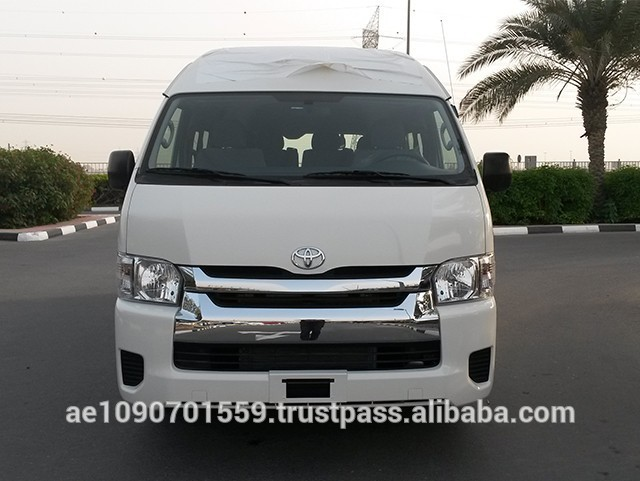 Toyota HIACE 2.5L - GL haute toit 2014YM BRAND NEW Fabrication Les fabricants, fournisseurs, exportateurs, grossistes
