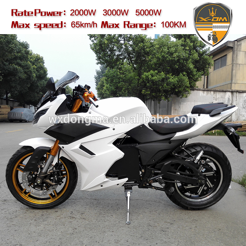 2000 W ~ 5000 W Poweful Électrique Moto Made in China Fabrication Les fabricants, fournisseurs, exportateurs, grossistes