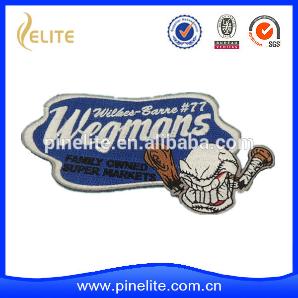 Personnalisé baseball broderie patch, Baseball logo patch fabricant Fabrication Les fabricants, fournisseurs, exportateurs, grossistes