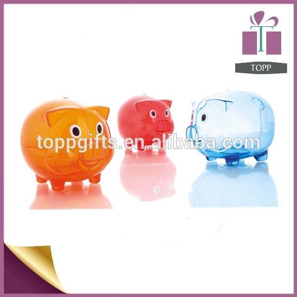 Mignon couleur Piggy Money Bank tirelire pour papier Piggy Money Bank Fabrication Les fabricants, fournisseurs, exportateurs, grossistes