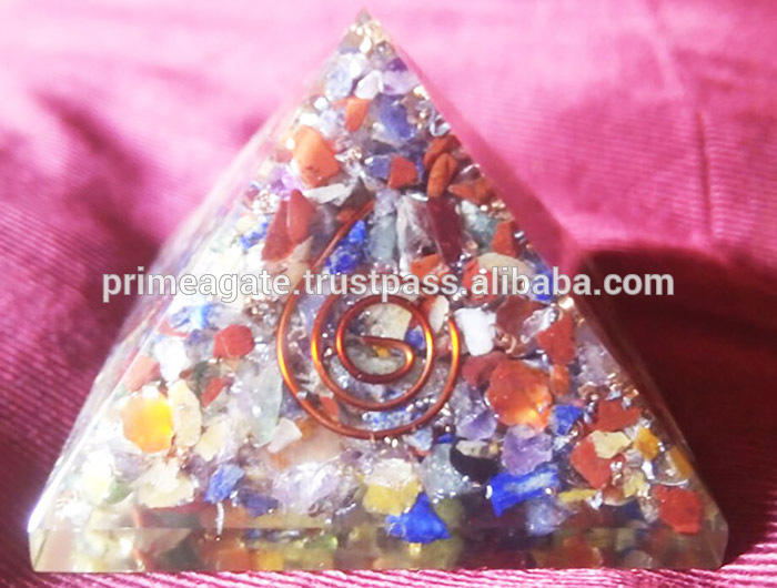 Guérison Orgonite Pyramide-Gros Orgonite Pour Vente Fabrication Les fabricants, fournisseurs, exportateurs, grossistes