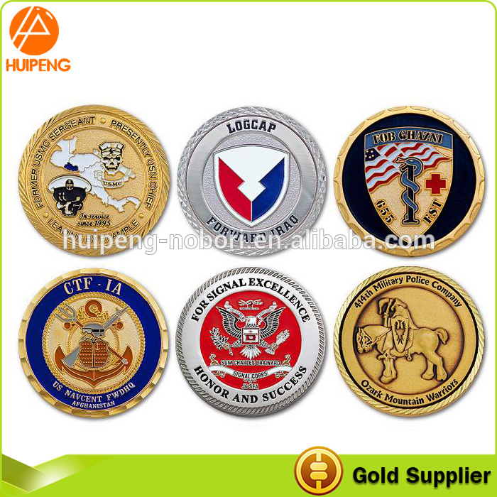 Antique or finition custom made pas cher challenge coin Fabrication Les fabricants, fournisseurs, exportateurs, grossistes