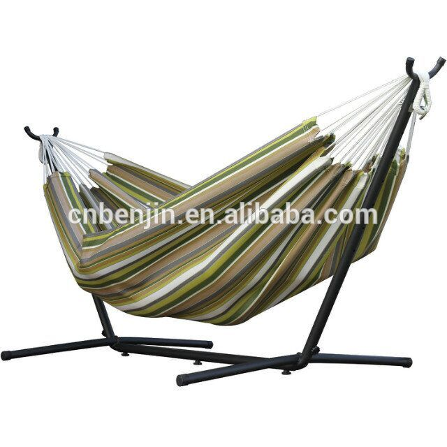Extérieure Portable Camping Hamac Chaise + Stand Fabrication Les fabricants, fournisseurs, exportateurs, grossistes
