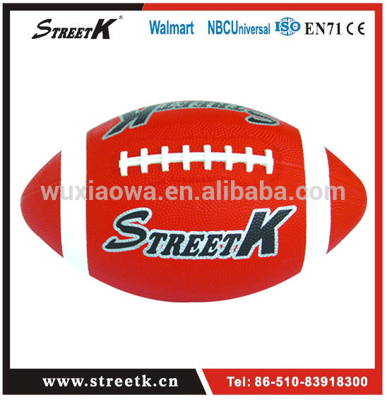 Football américain marchandise/promotion ballons/journal taille boules Fabrication Les fabricants, fournisseurs, exportateurs, grossistes