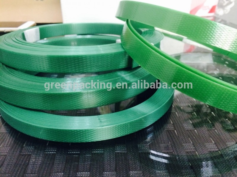 Alibaba Chine 12mm RECYLING VERT PET CERCLAGE, PET STRAP Fabrication Les fabricants, fournisseurs, exportateurs, grossistes