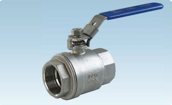 Made in China manuel en acier inoxydable coulée deux - pc ball valve Fabrication Les fabricants, fournisseurs, exportateurs, grossistes