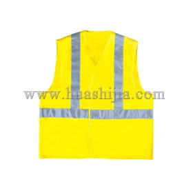 Fluorescent polyester gilet Fabrication Les fabricants, fournisseurs, exportateurs, grossistes