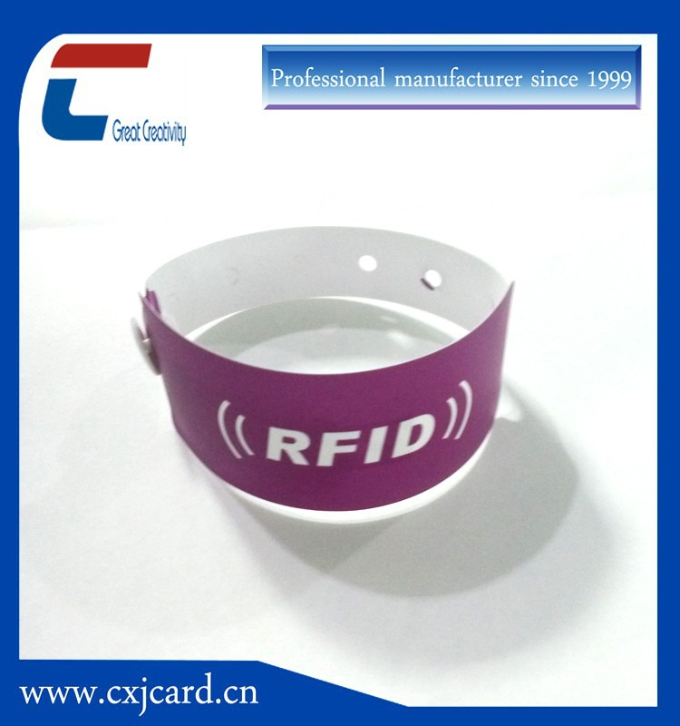 2015 chuangxinjia new active rfid jetable bracelet Fabrication Les fabricants, fournisseurs, exportateurs, grossistes
