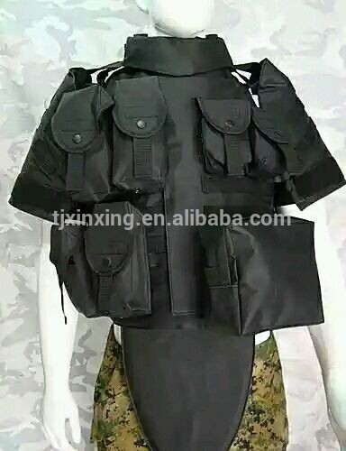 Full body armure gilet pare-balles Fabrication Les fabricants, fournisseurs, exportateurs, grossistes