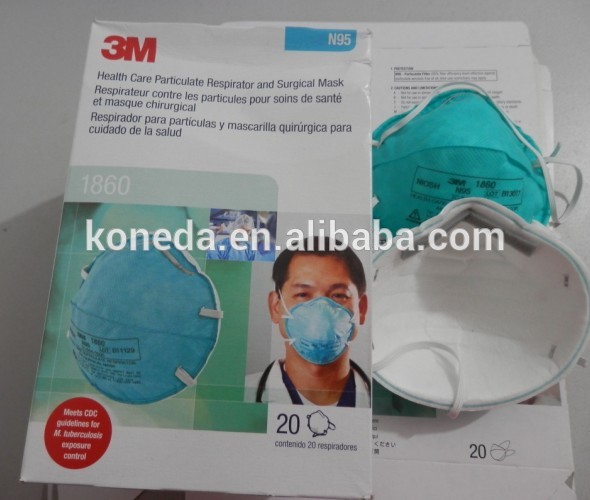 3 m n95 1860 respirateur chirurgical masque Fabrication Les fabricants, fournisseurs, exportateurs, grossistes